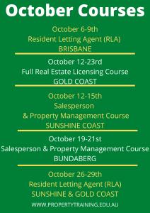 Real Estate Training